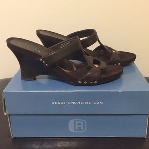 Kenneth Cole Reaction Platform Heels